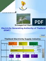 Srinagarind Dam Profile_Feb 2013