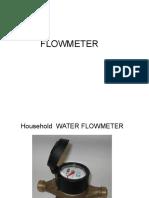 2015 Lect5 Flow Measurement