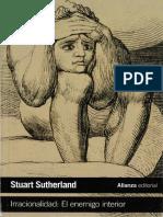 Stuart Sutherland - Irracionalidad