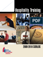 Hospitality Training Catalog