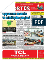 Bikol Reporter February 12 - 18, 2017 Issue