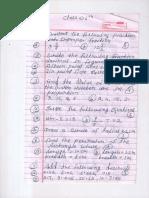 Mathematics q Paper 6th
