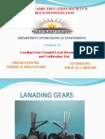 Landing Gear Meausrement