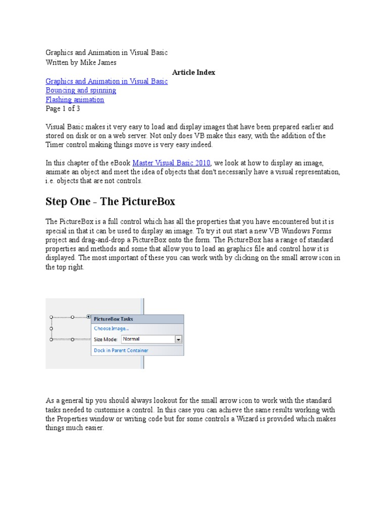 Ebook Tutorial Visual Studio 2010
