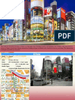 Tokyo Ginza prime Billboard | Iconic intersection