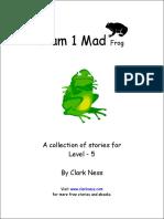 Beginning Reader Stories Level 05