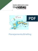 Informações Gerais Briefing Abrolhos