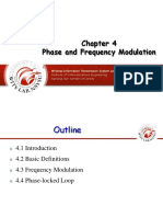 Comm-04-Phase and Frequency Modulation