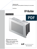 XP-Builder English Manual V2.3