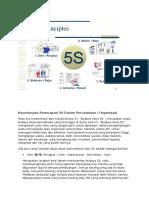 Keuntungan Penerapan 5S Dalam Perusahaan