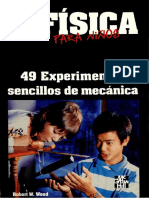 Fisica Para Ninos 49 Experimentos Sencillos de Mecanica