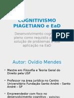 Cognitivismo Piagetiano e Ead