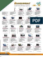 Precios Notebooks Computadoras Camaras Tv Andigraf 10022017