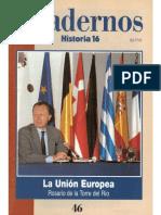 Cuadernos Historia 16, Nº 046 - La Unión Europea