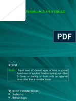 2. Patofisiologi Stroke
