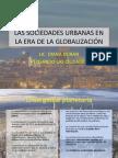 Las Sociedades Urbanas en La Era de La