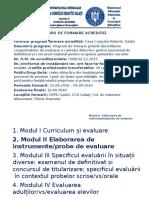 Modul II Elaborarea de Instrumente de Evaluare 22iul