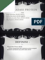 97638711 Degradasi Protein