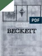 Samuel Beckett - Yankının Kemikleri