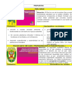 Analisis de Las Propuestas Ppk Cuadros Informativos