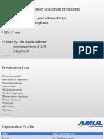Ratio analysis OAP Presentation1