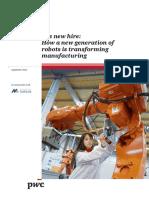 Robotics Final Report 2014