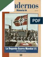 Cuadernos Historia 16, Nº 038 - La Segunda Guerra Mundial (I)