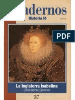 Cuadernos Historia 16, Nº 037 - La Inglaterra Isabelina