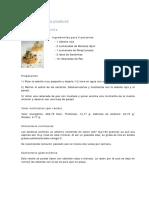 Colesterol - Recetas Saludables