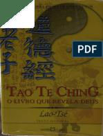 97798881 Lao Tse Tao Te Ching O Livro Que Revela Deus