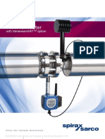 TVA Flowmeter With Wireless HART-Sales Brochure