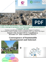 Frugal Social Sustainable Collaborative Smart City Casablanca Aawatif Hayar