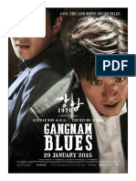 GANGNAM BLUES (2014)