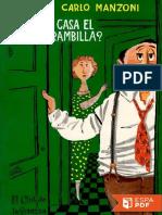 Esta en Casa El Senor Brambill - Carlo Manzoni