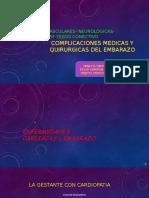 Complicaciones Medicas y Quirurgicas Del Embarazo