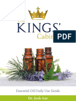 The King's Medicine Cabinet; Essential Oil Daily Use Guide - Josh Axe - Draxe.com 2016
