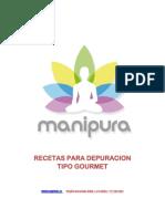RECETAS GOURMET DEPURACIÓN (2) (5) (3)