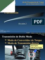 GXX OS 02 Transmission Spa