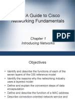 CCNA 1 Introducing Networks