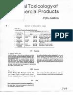 Toxicity Fluoride vs. Lead