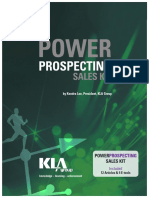 Power of Prospecting Sales Kit