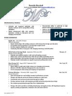 danielle resume for edt 321 pdf