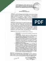 Reglamento Interno Universidad Latina