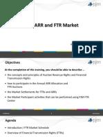 PJM ARR and FTR Market