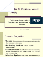 Boiler and Pressure Vessel Safety.pps