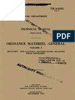 (1942) TM 9-2005 Vol. 3 Ordnance Materiel - General - Volume 3