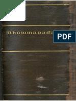Dhammapadam latinam 1855