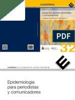 Epidemiología Para Periodistas... 105 p...