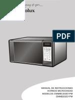 e Cooking MicrowaveOvens CounterTop EMMB202D1PM EMMBC203D1PM