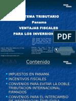 Impuestos en Panama 2013
